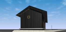 木造ユニットミニマムハウス