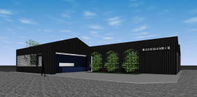 富山冷熱工業 新社屋計画