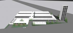 ホテル(コンテナ建築)