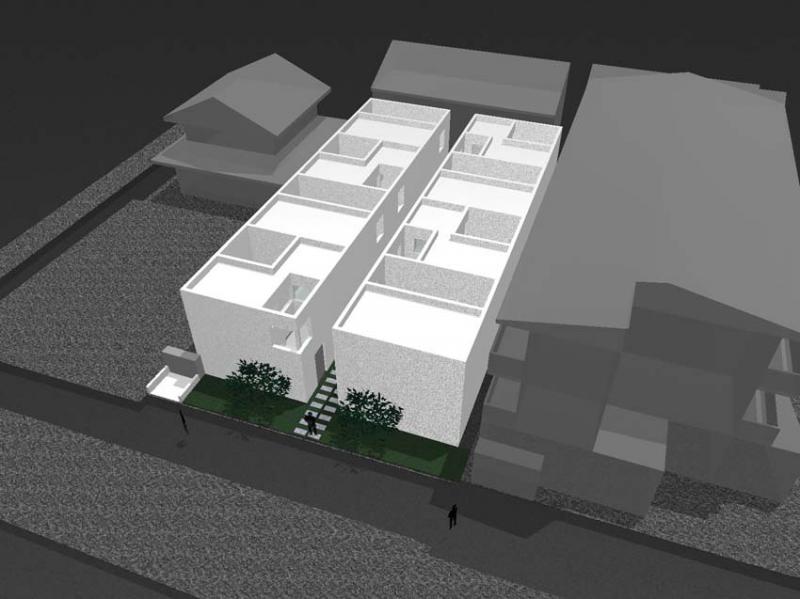 タウンハウス計画