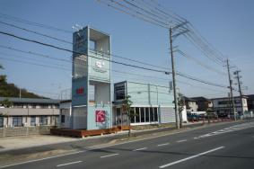 複合店舗(コンテナ建築)