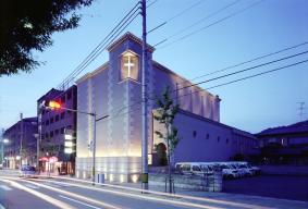 北山ルアンジェ教会