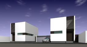 H邸増築計画
